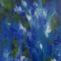 """Melissa Ayr """"Blue Ocean"""""""