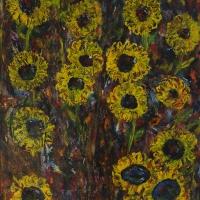 "Melissa Ayr ""Sunflowers"""
