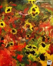 "Melissa Ayr ""Water Garden"""